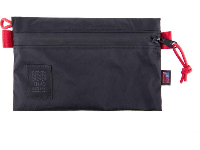Topo Designs Accessoire Tasche S black canvas